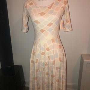 NWT LuLa Roe XS Dress